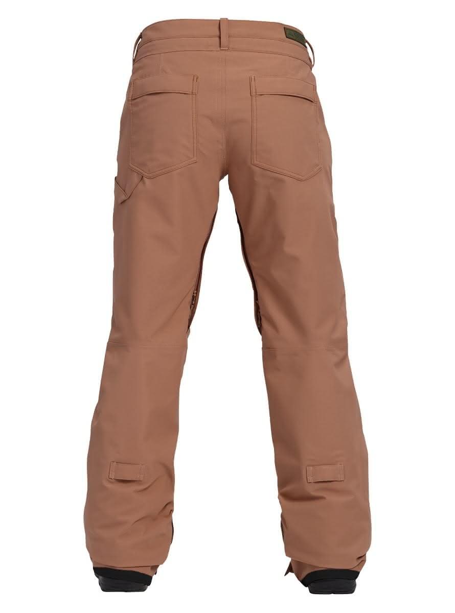 Damskie Spodnie Snowboardowe Veazie (Brownie) W18