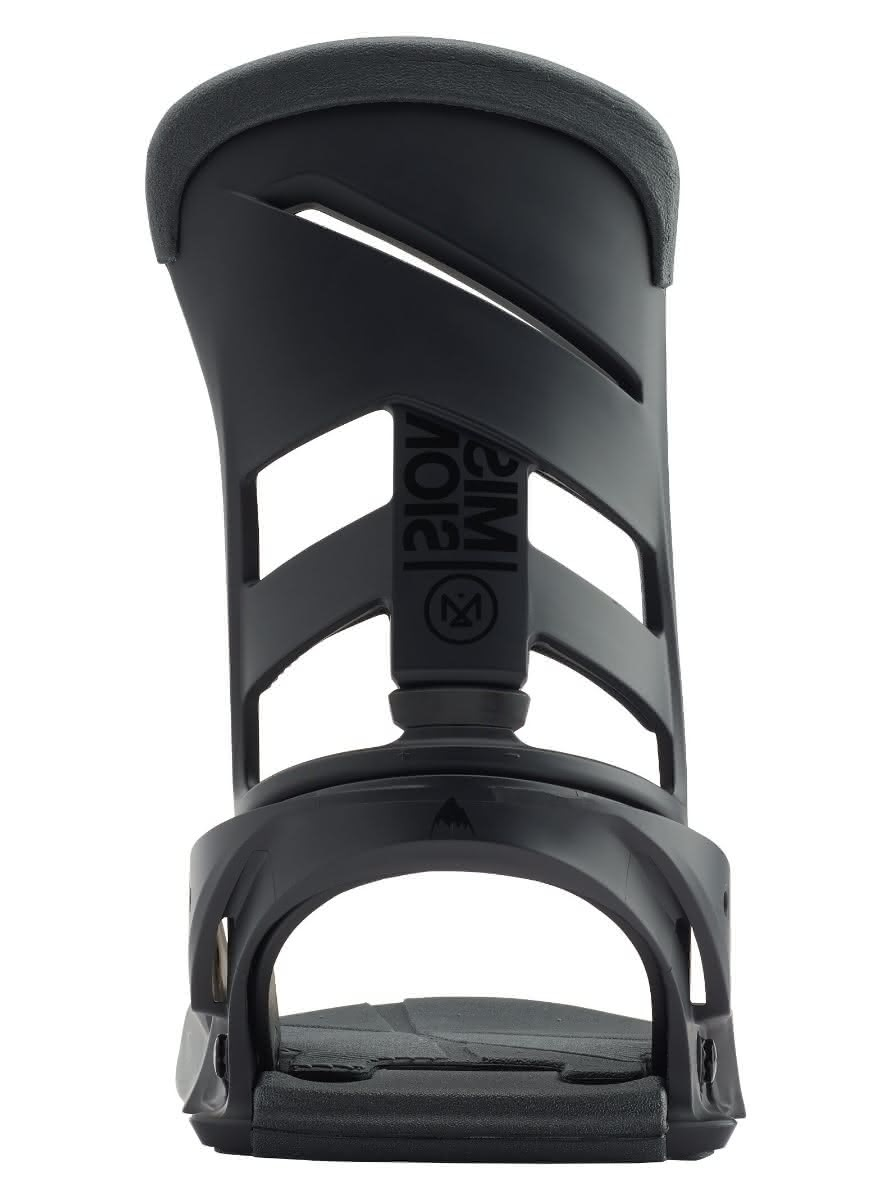 Wiązania Snowboardowe Burton Mission (Black) W20