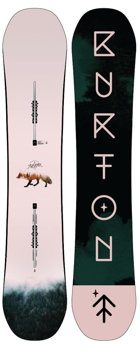 Deska Snowboardowa Burton Yeasayer (152) W19