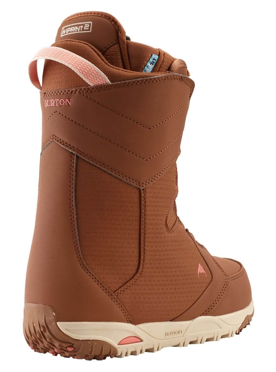 Buty Snowboardowe Burton Limelight Boa (Brown Sugar) W20