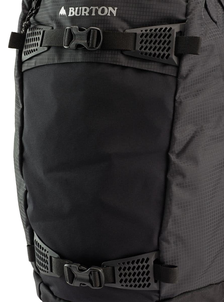 Plecak Burton Day Hiker 28L (True Black Ripstop) FW21