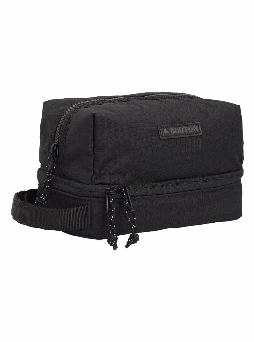 Kosmetyczka Burton Low Maintenance Kit (Triple Black Ripstop) FW21