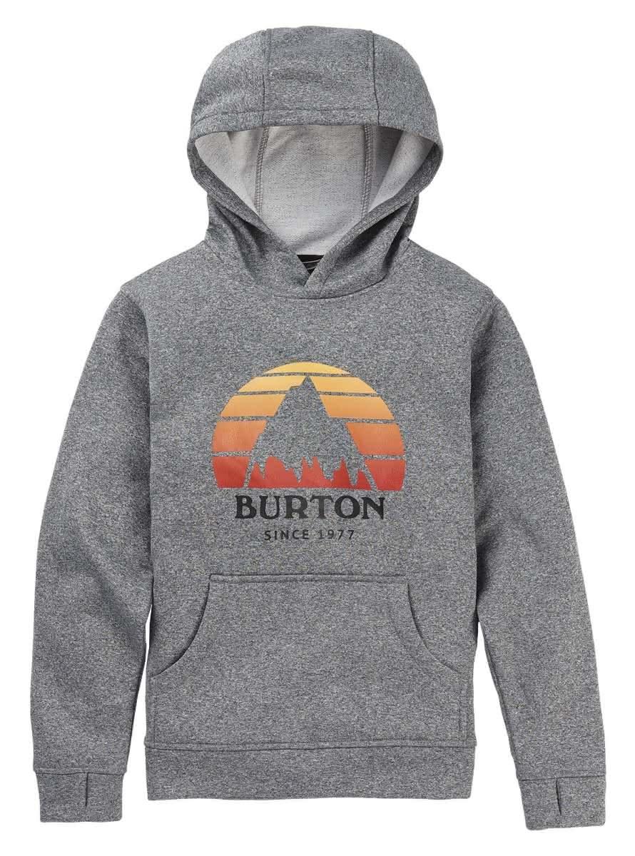 Dziecięca Bluza Burton Boys Oak (Monument Heather Sunset) W19