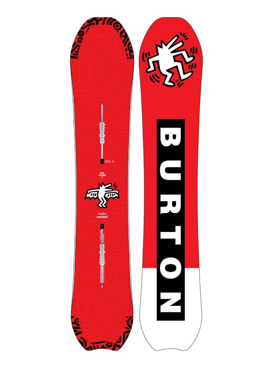 Deska Snowboardowa Burton Deep Thinker (154) W20