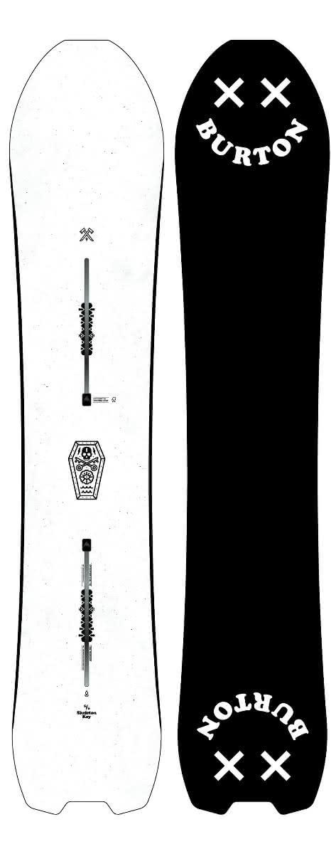 Deska Snowboardowa Burton Skeleton Key (154) W19
