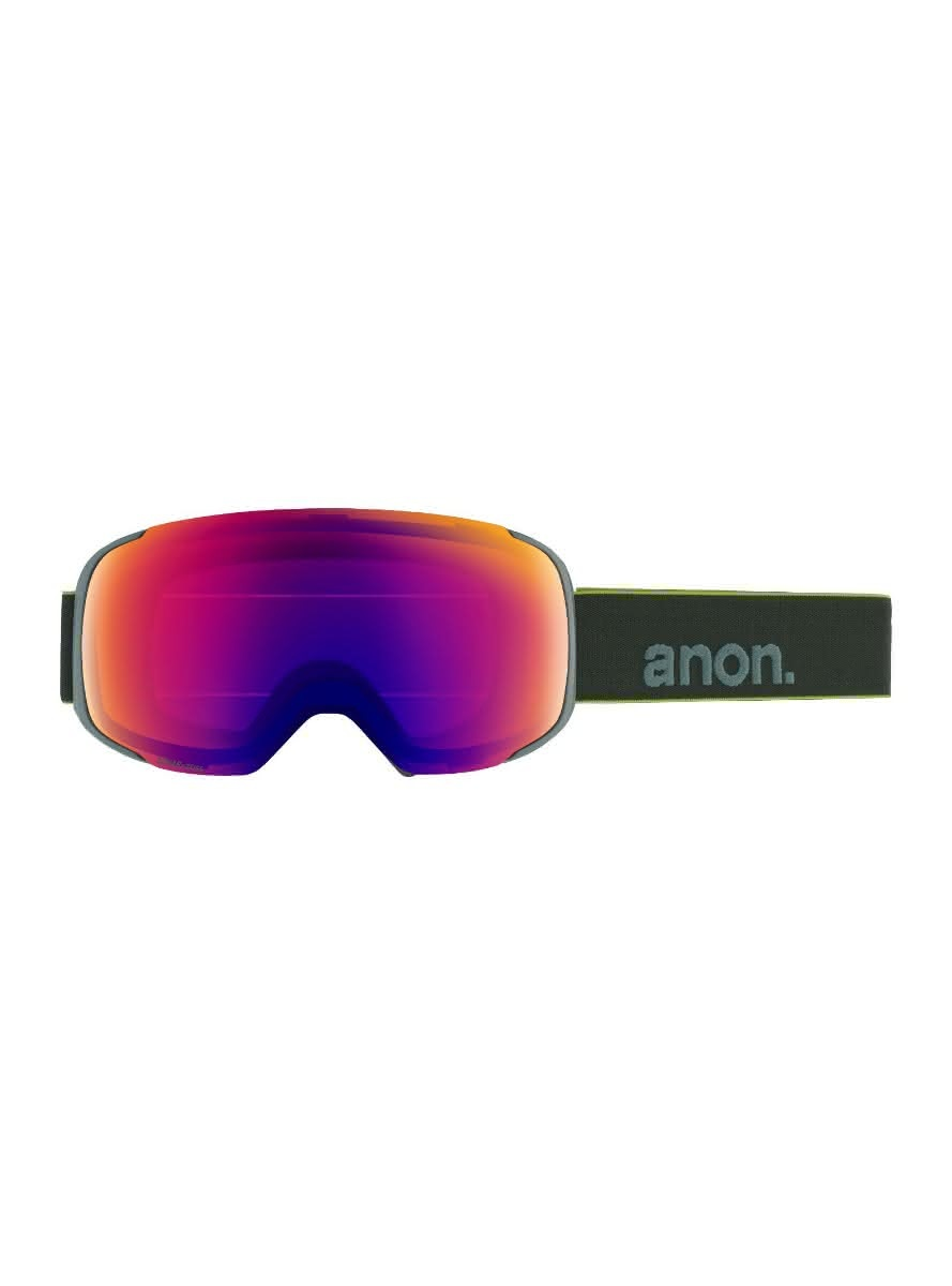 Gogle Anon M2 MFI (Gray Pop / Sonar Infrared Blue) W20