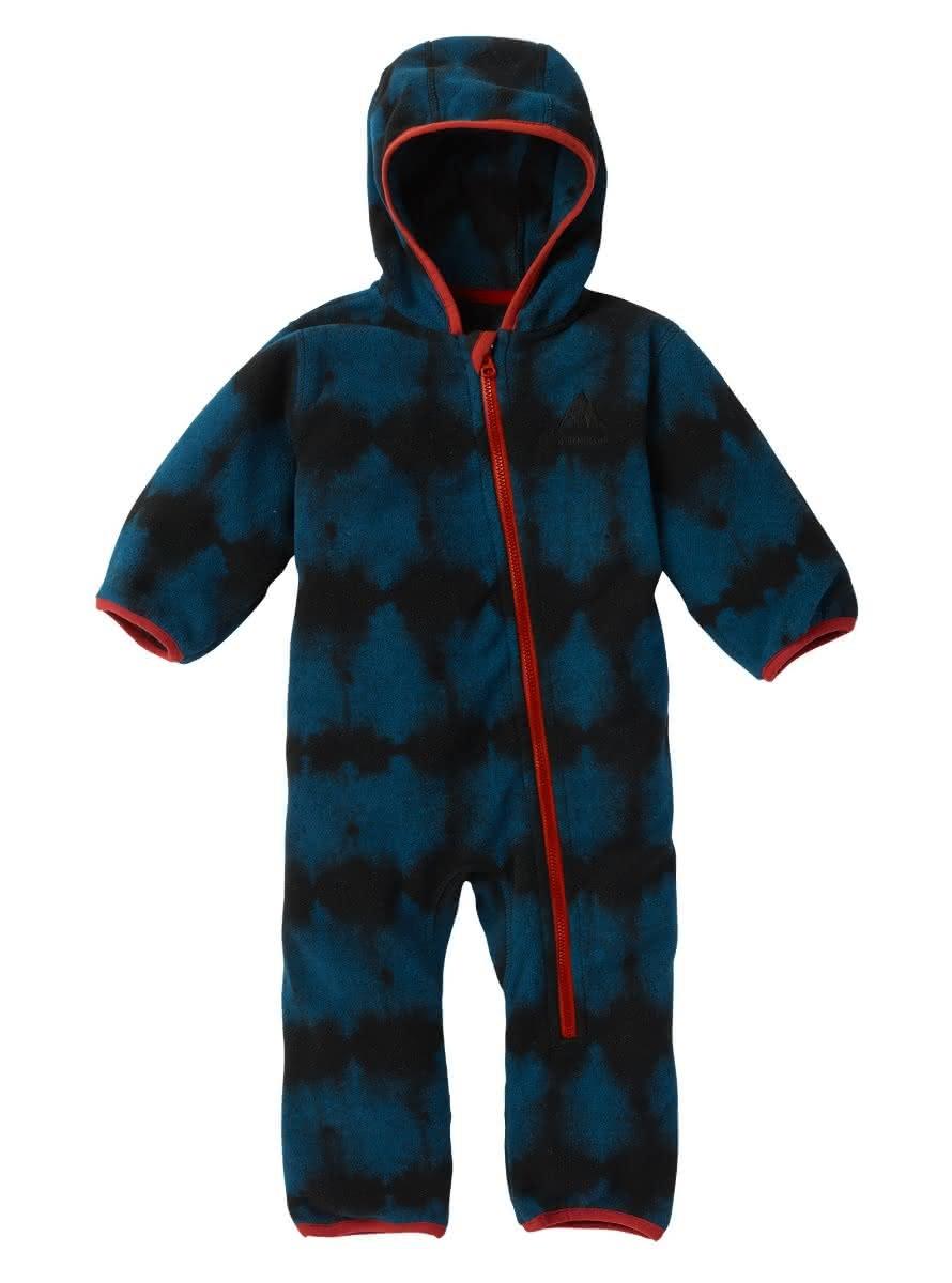 Kombinezon Ocieplacz Infant Burton Minishred Fleece Onesie (Blowout Stripe) W19