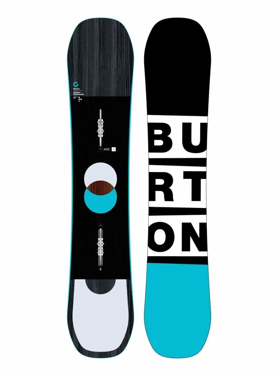 Deska Snowboardowa Burton Custom Smalls (140) W20