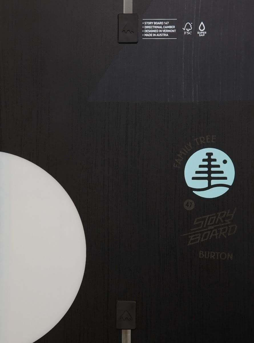 Deska Snowboardowa Burton Family Tree Story Board (142) W20