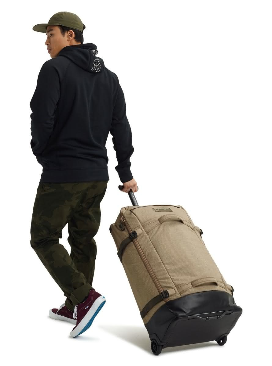 Torba Burton Multipath Checked 90L (Timber Wolf Ripstop) FW20