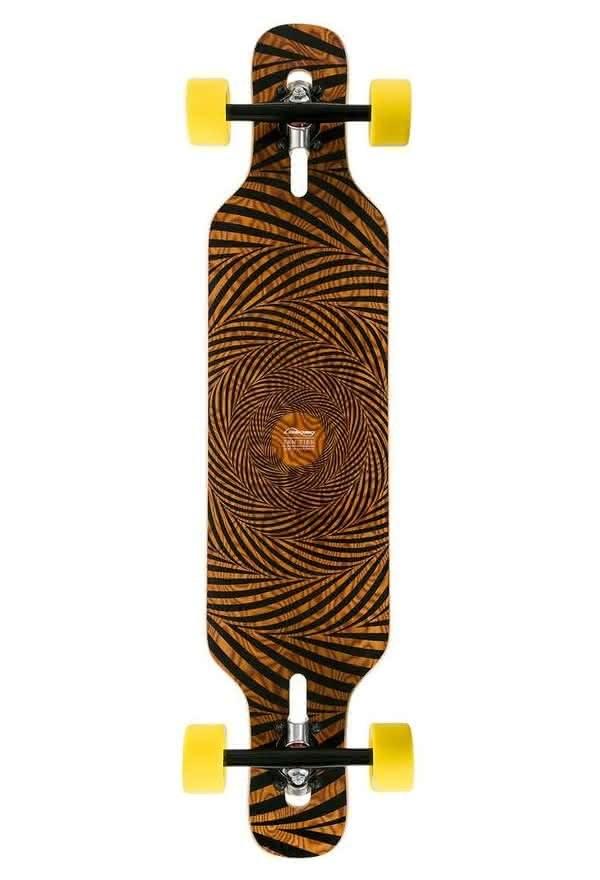 Longboard Loaded Tan Tien The Flex 2 / The Cage