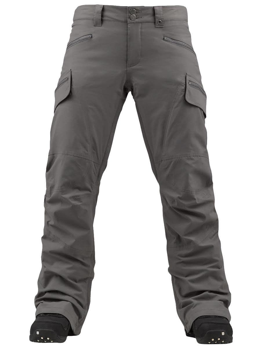 Damskie Spodnie Snowboardowe Burton Lucky Short (Heathers) W16