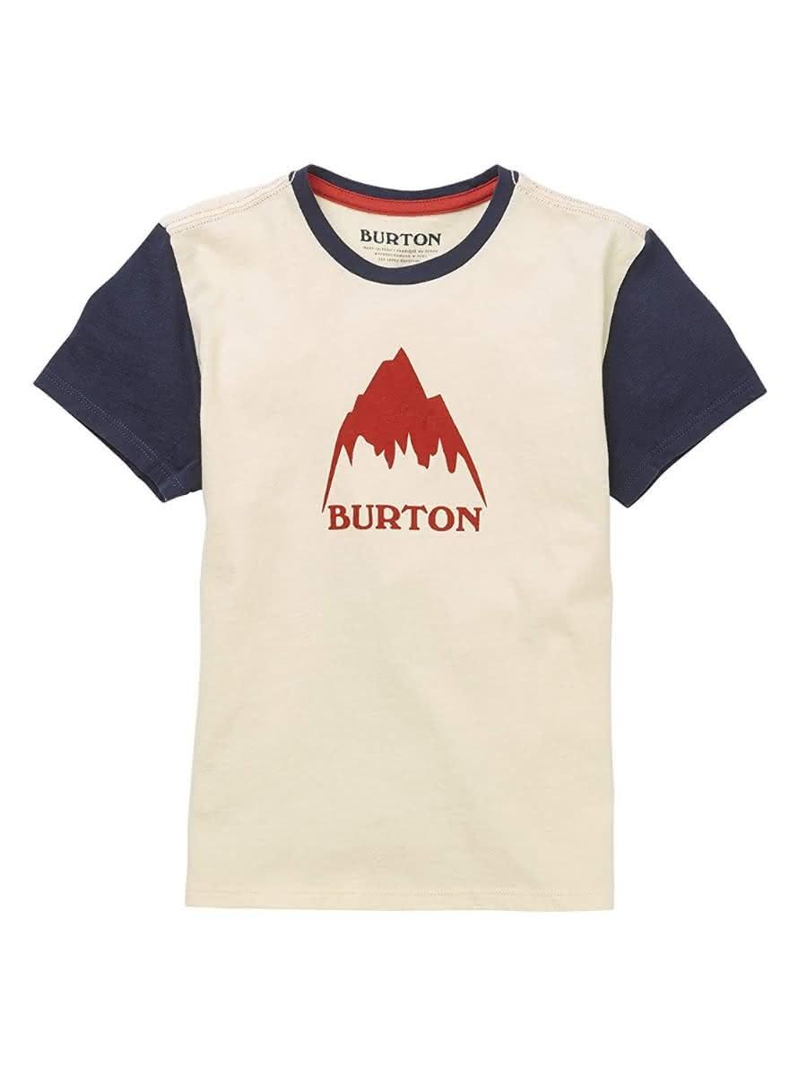 Dziecięca Koszulka Burton Minishred Classic Mountain High (Canvas) W19