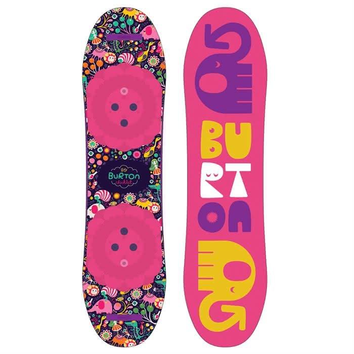 Deska Snowboardowa Burton Chicklet W19 (80)