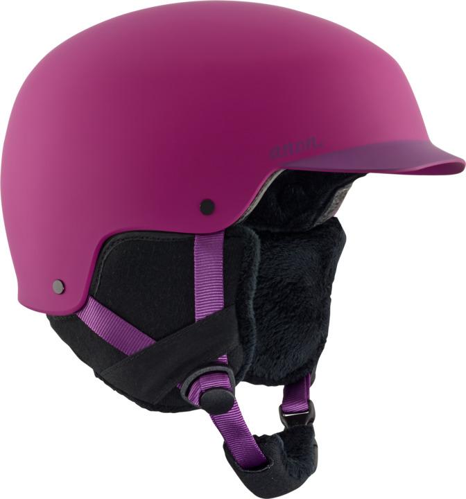 Kask Snowboardowy Anon Aera (Purple) W18