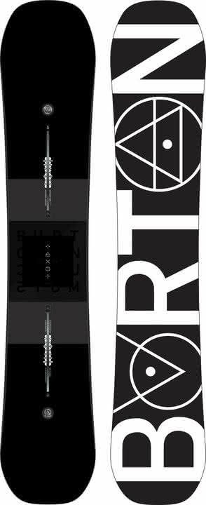 Deska Snowboardowa Burton Custom X (154) W19