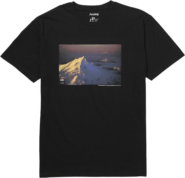Koszulka Analog Pla Cascades (Black)