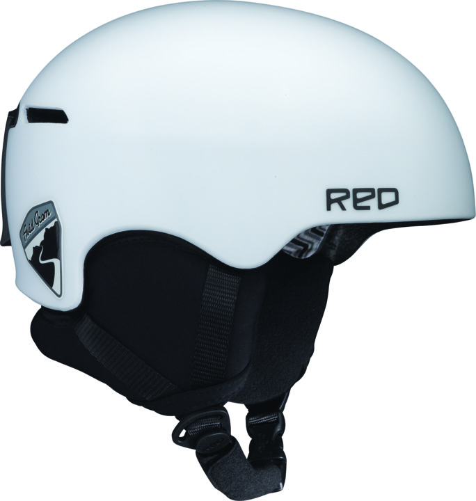 Dziecięcy Kask Snowboardowy Red Avid Grom Youth (White)