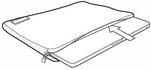 Pokrowiec Na Laptopa 15
