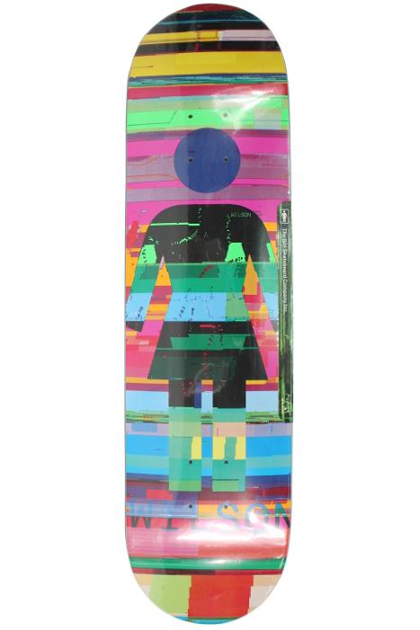 Deska Girl Wilson Glitçh 7,87''