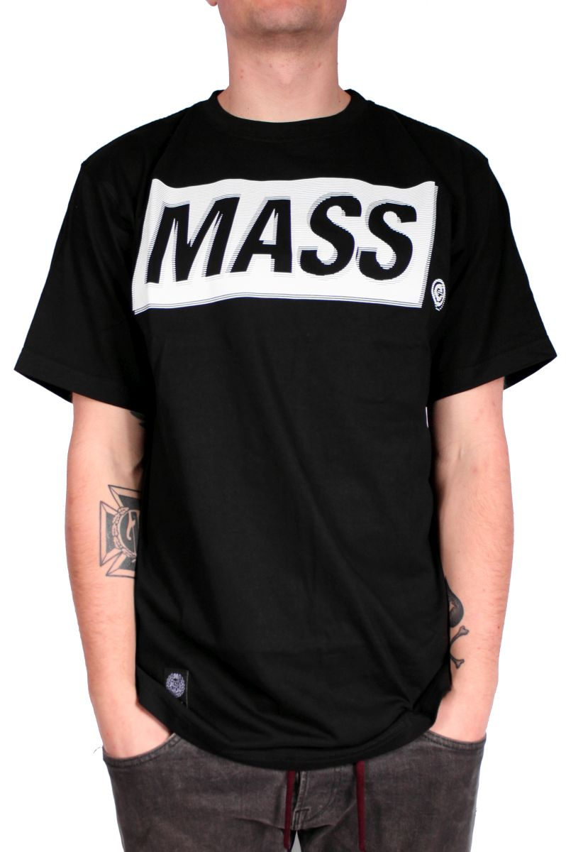 Koszulka Massdnm Lost (Black)