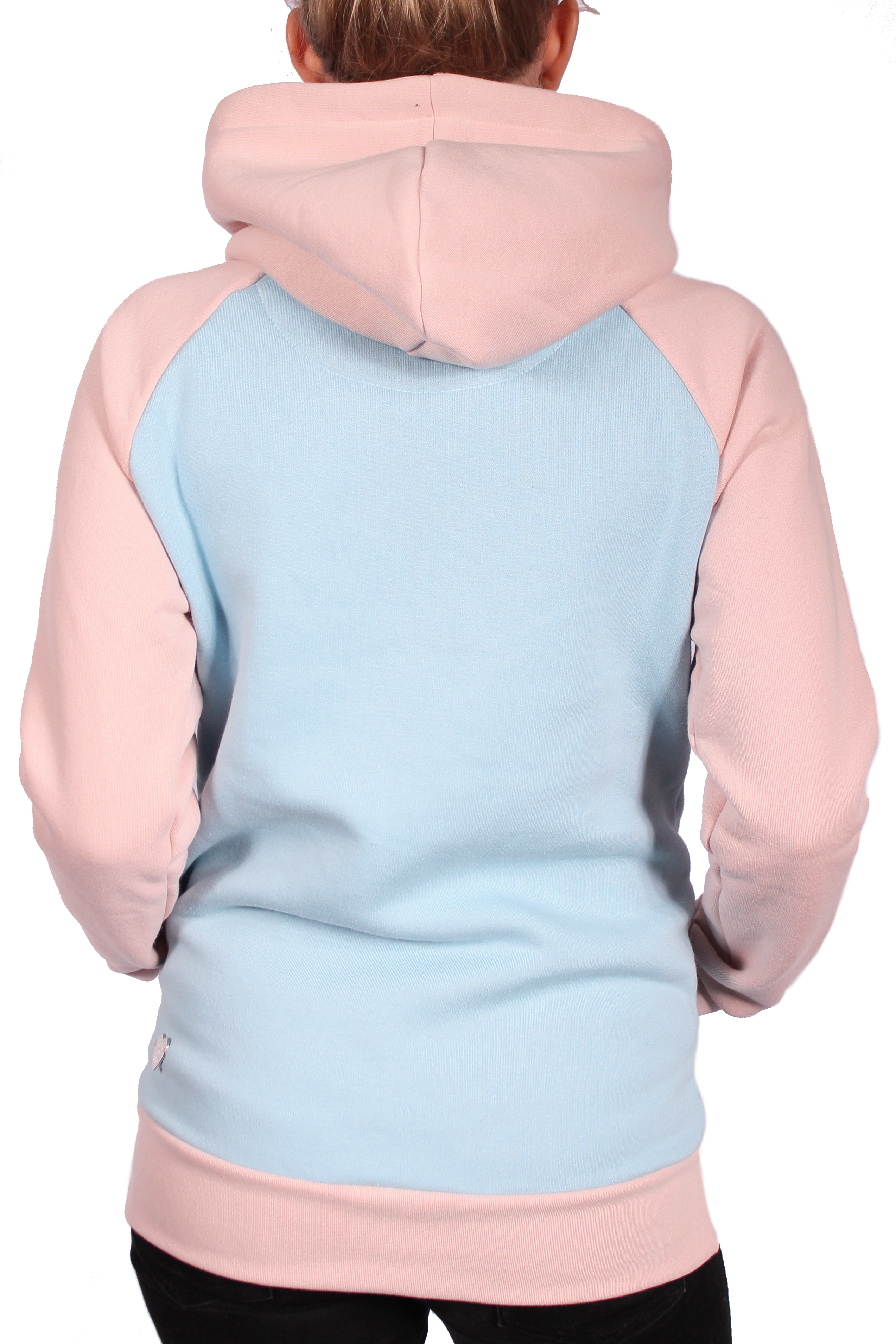 Bluza Damska Femi Candy (Baby Blue)