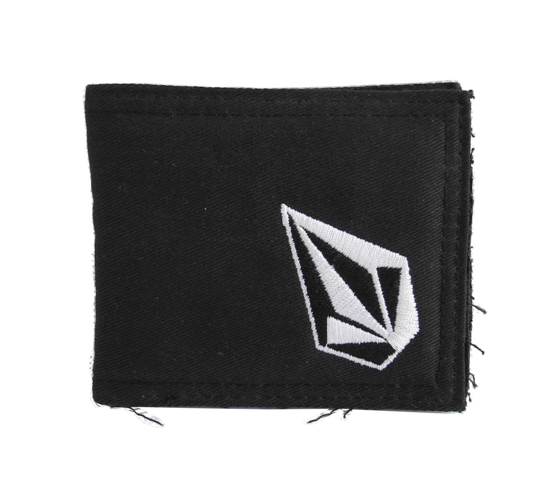 Portfel Volcom Full Stone Bifold Black
