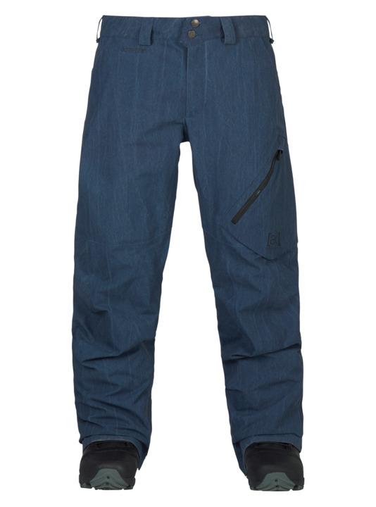Spodnie Snowboardowe Burton Ak 2l Cyclic Pant (Mood Indigo Vintage Wash) W18