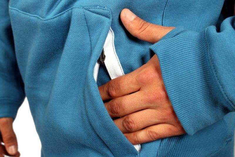 Bluza Analog Crux Hoodie (Glacier Blue)
