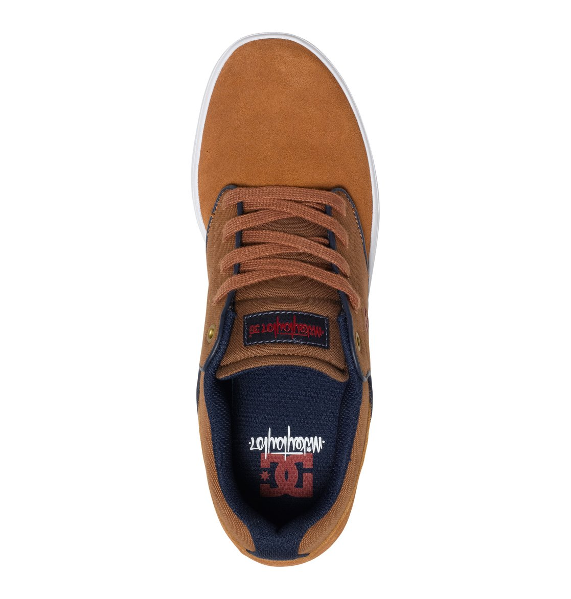 Buty Dc Mikey Taylor S (Brown/Blue)
