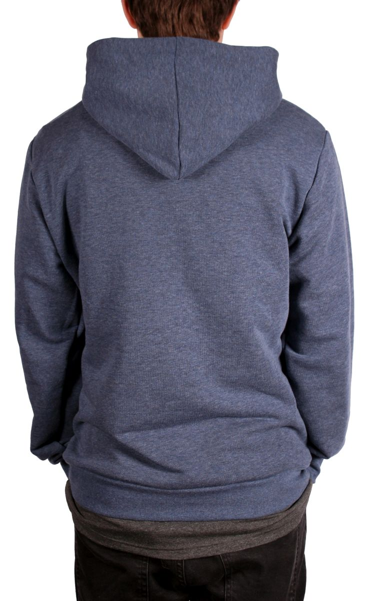 Bluza Turbokolor Moder Kangoroo Hood (Navy Heather)