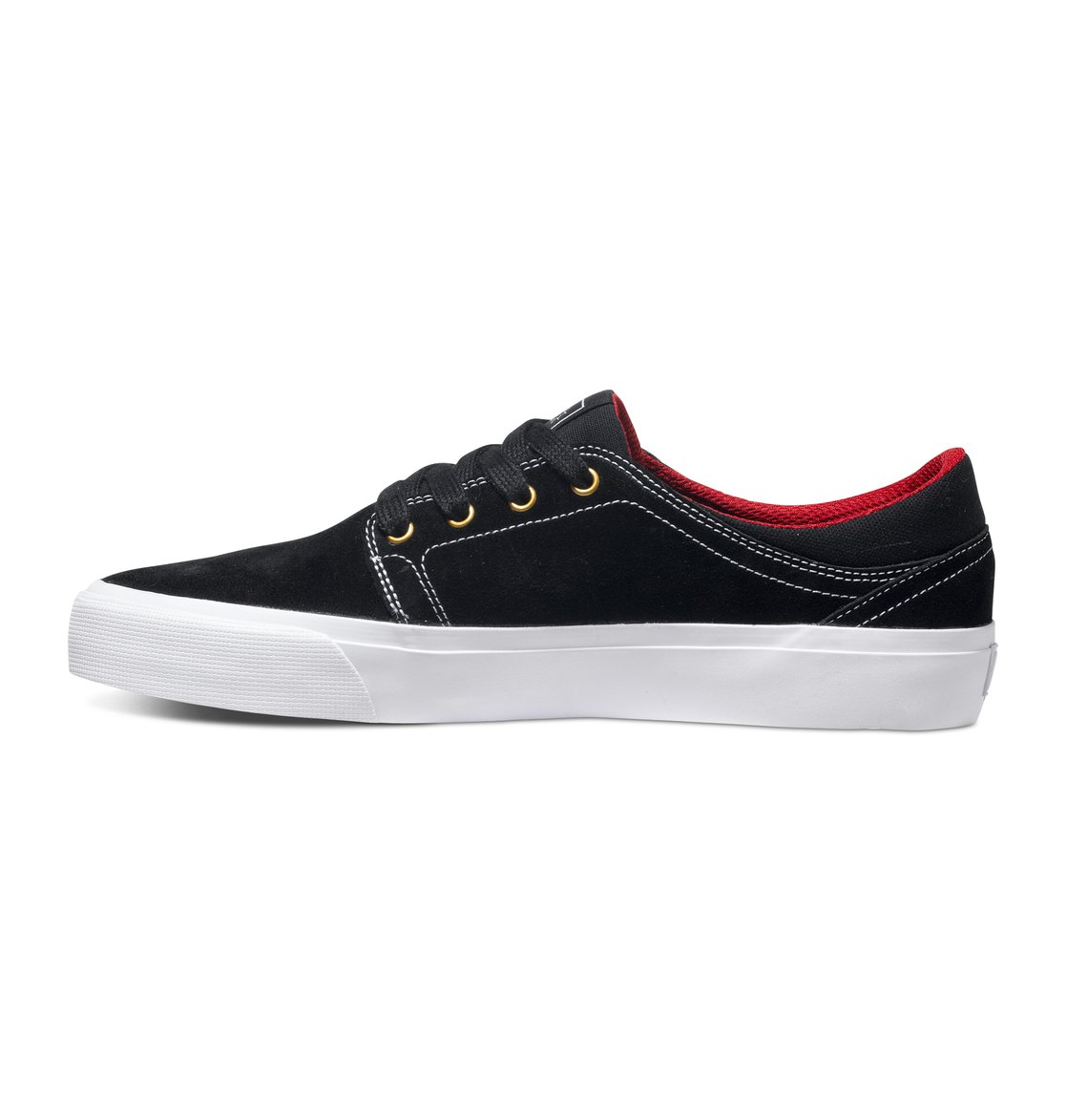 Buty Dc Trase S (Black/ White/ True Red) Ss16