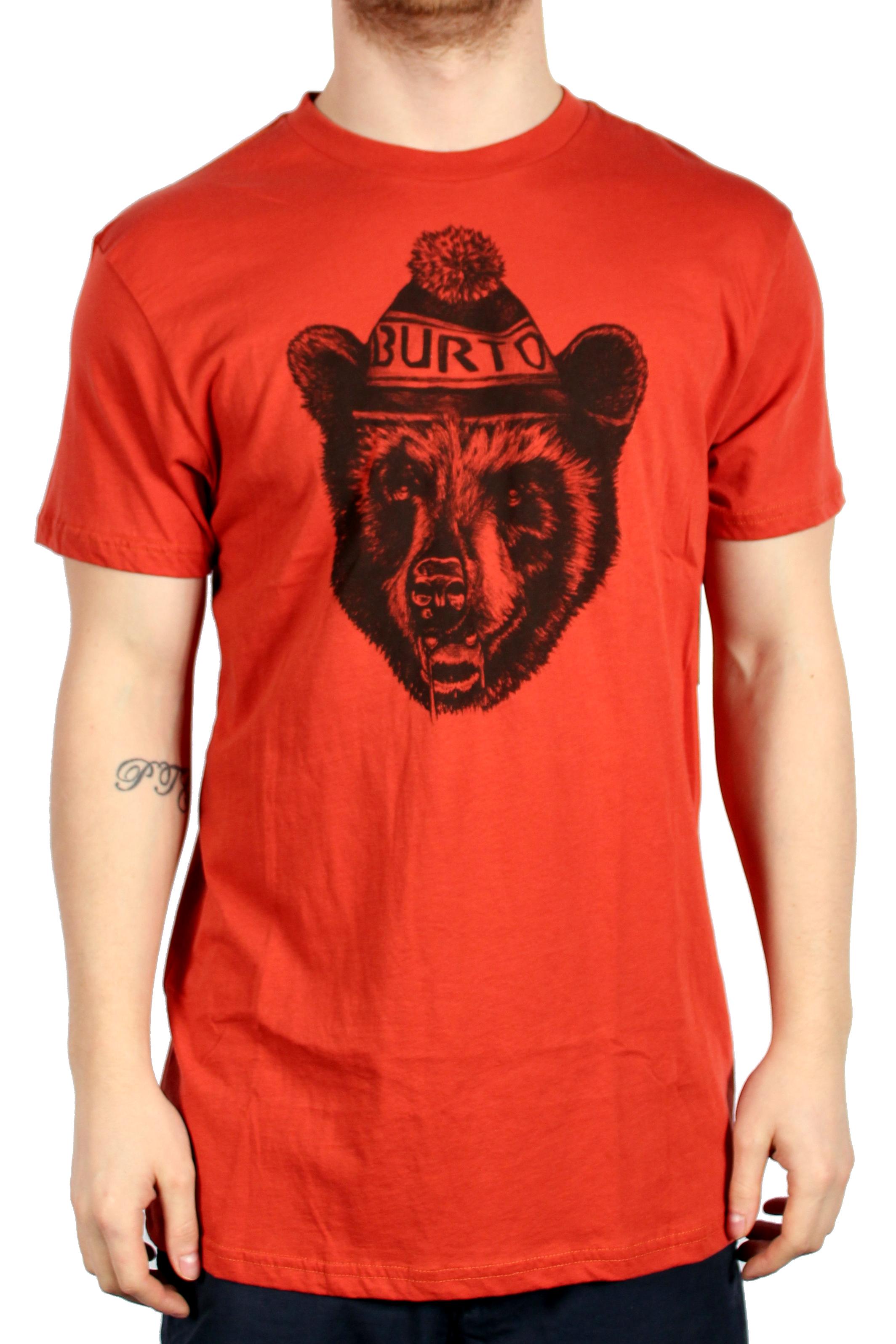 Koszulka Burton Tuque Slim (Rust Bucket)
