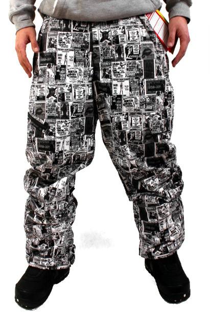 Spodnie Snowboardowe Burton Bates Cargo (Get Lucky)