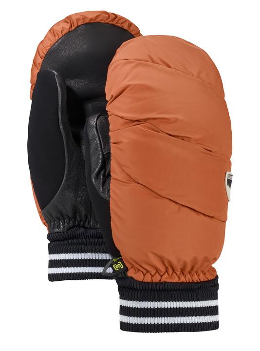 Damskie Rękawice Snowboardowe Burton Warmest Mitt (Persimmon) W18