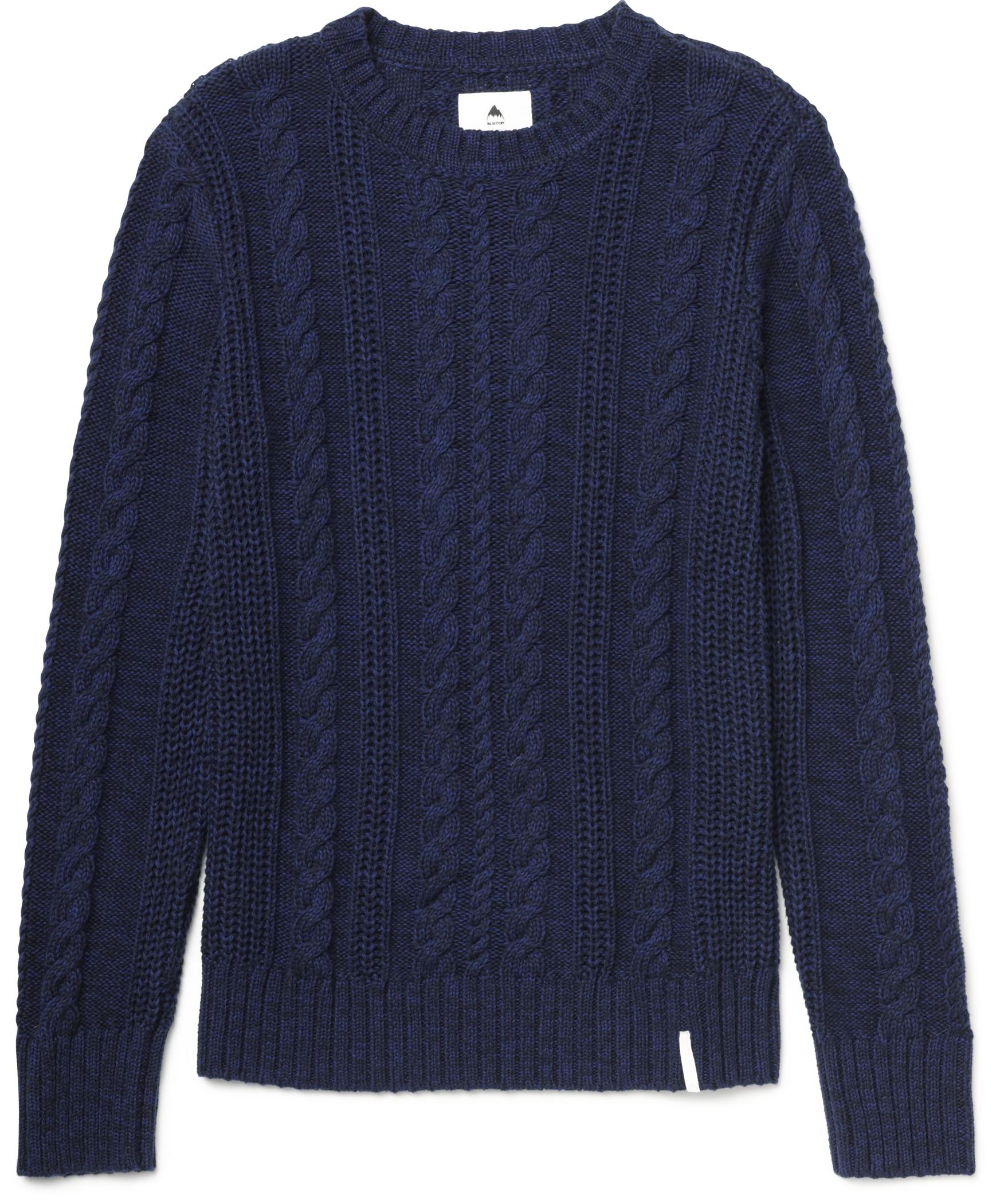 Sweter Burton Allen Sweater (Heather Night Rider)