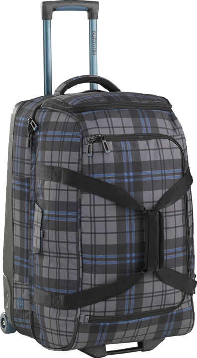 Walizka Burton Wheelie Cargo (Vista Plaid)