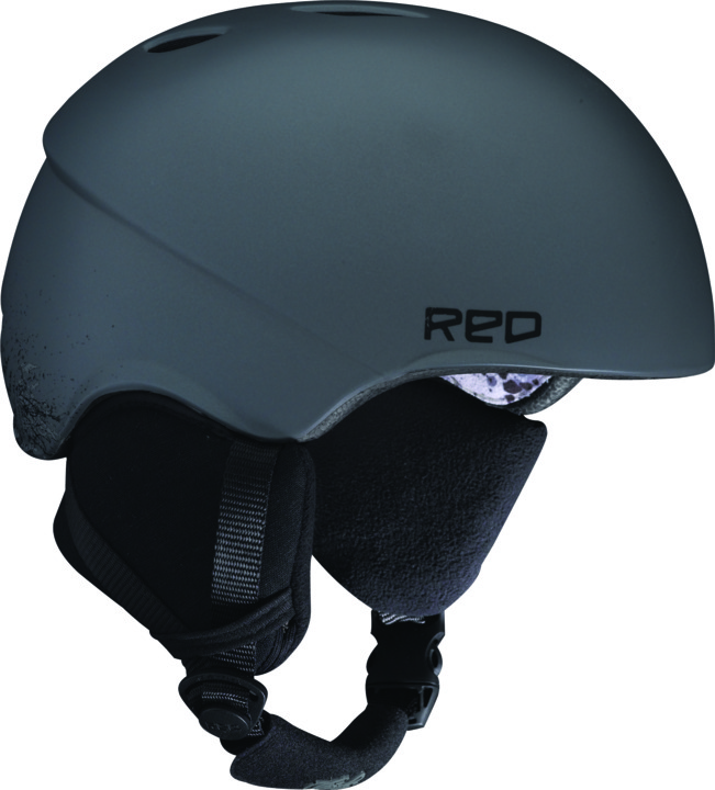 Kask Snowboardowy Red Hi-fi Ii (Gunmetal)