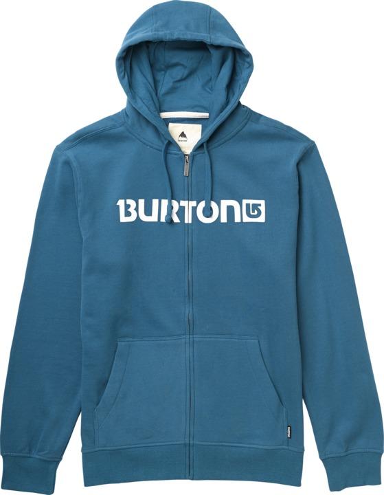 Bluza Burton Logo Horz (Cerulean)