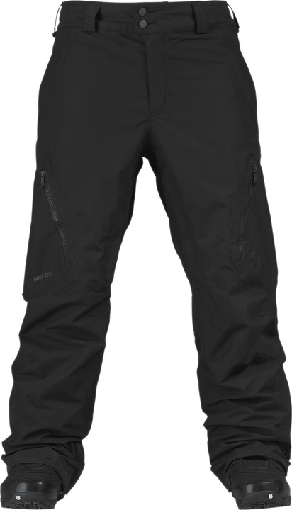 Spodnie Snowboardowe Burton Ak 2l Stagger (True Black)