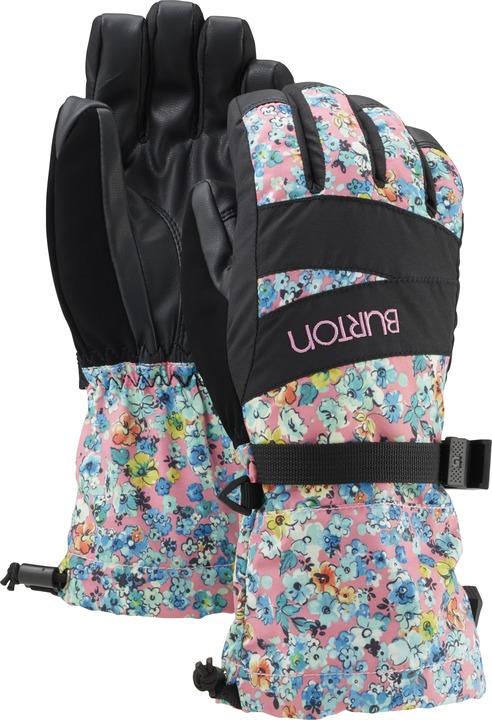 Dziecięce Rękawice Snowboardowe Burton Girls Glove (Sweetpea Confetti Floral)