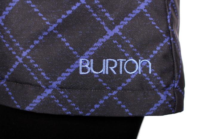 Kurtka Damska Burton Radiant (Diagonal Check)