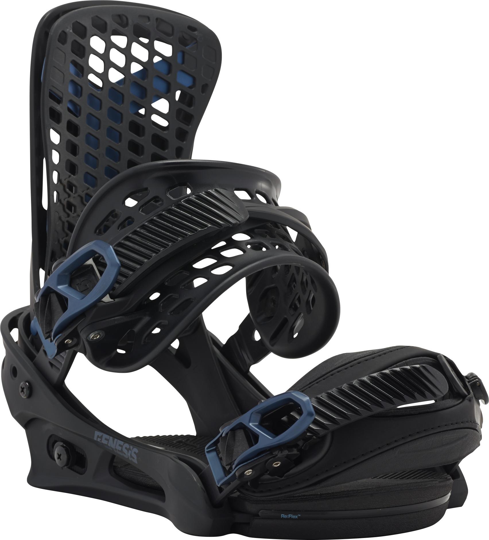 Wiązania Snowboardowe Burton Genesis (Black)