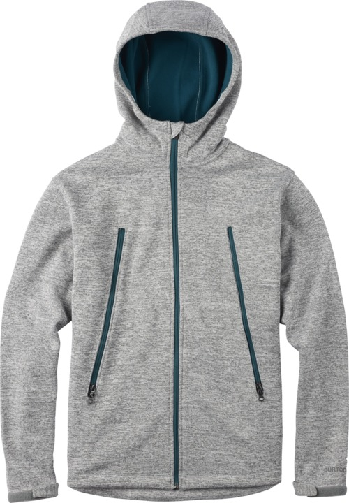 Bluza Aktywna Clean Fleece (Pewter Heather)