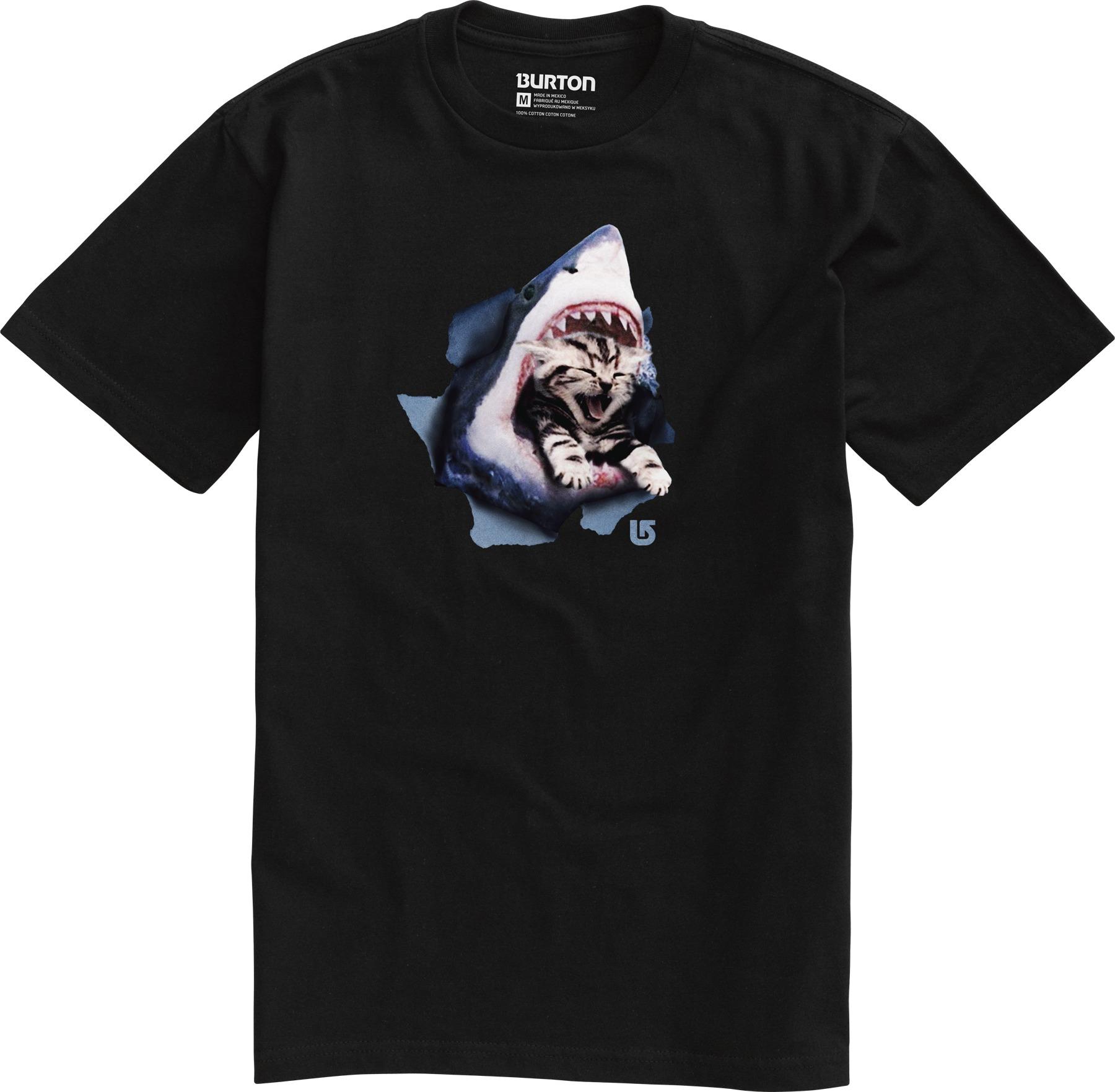 Koszulka Burton Sbk (True Black)