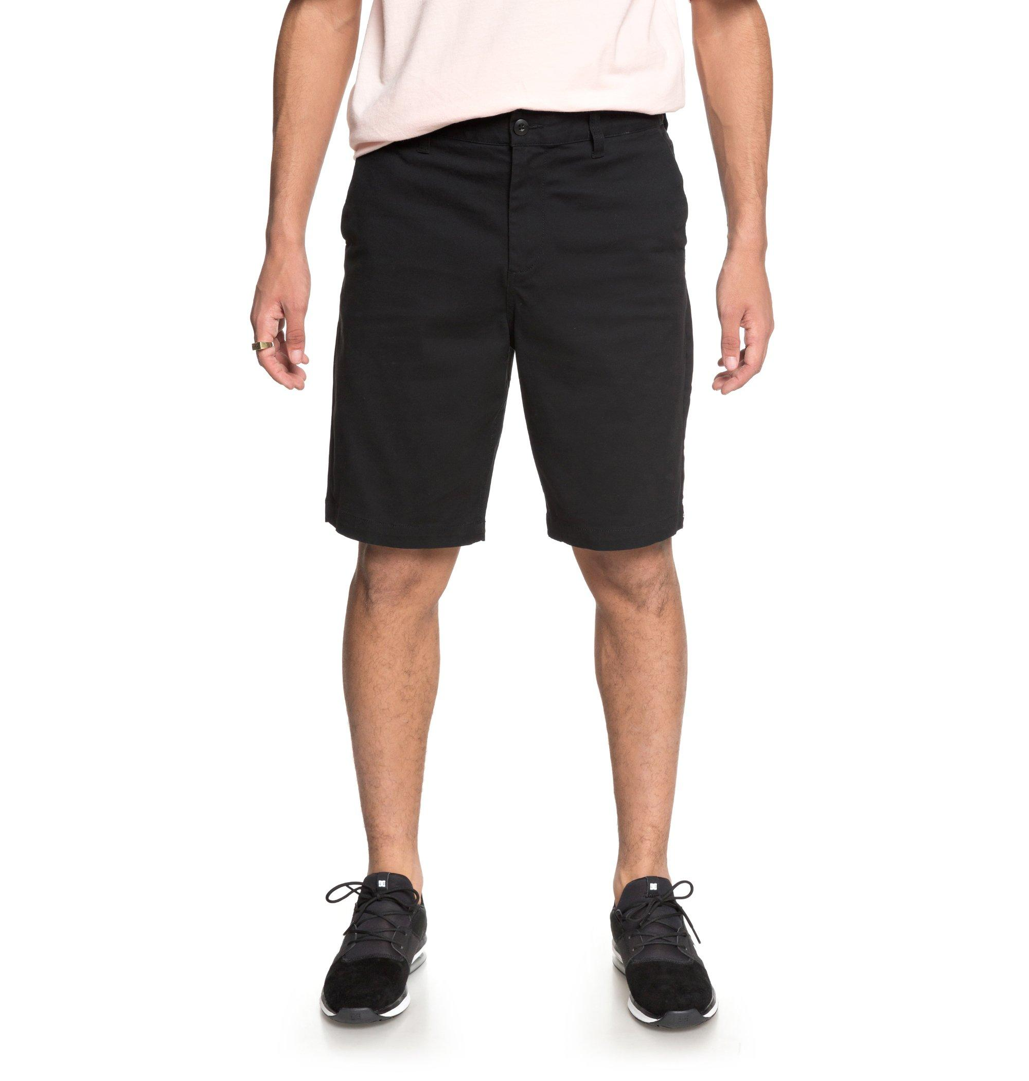 Szorty Dc Worker Straight 20,5 (Black) Ss18