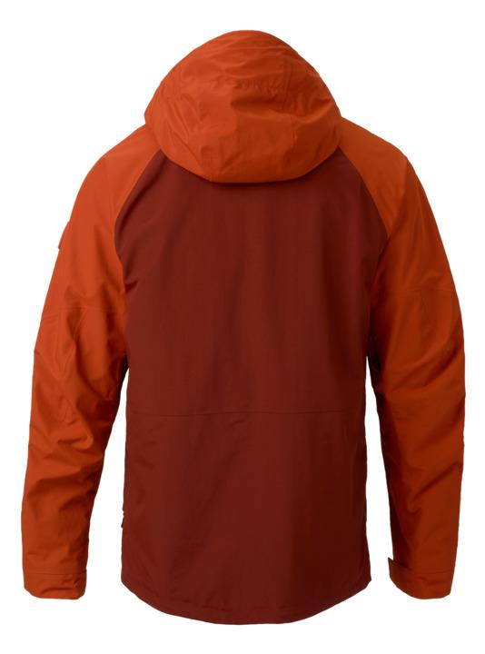 Kurtka Burton Gore-tex Radial Shell Jacket (Clay / Fired Brick) W18