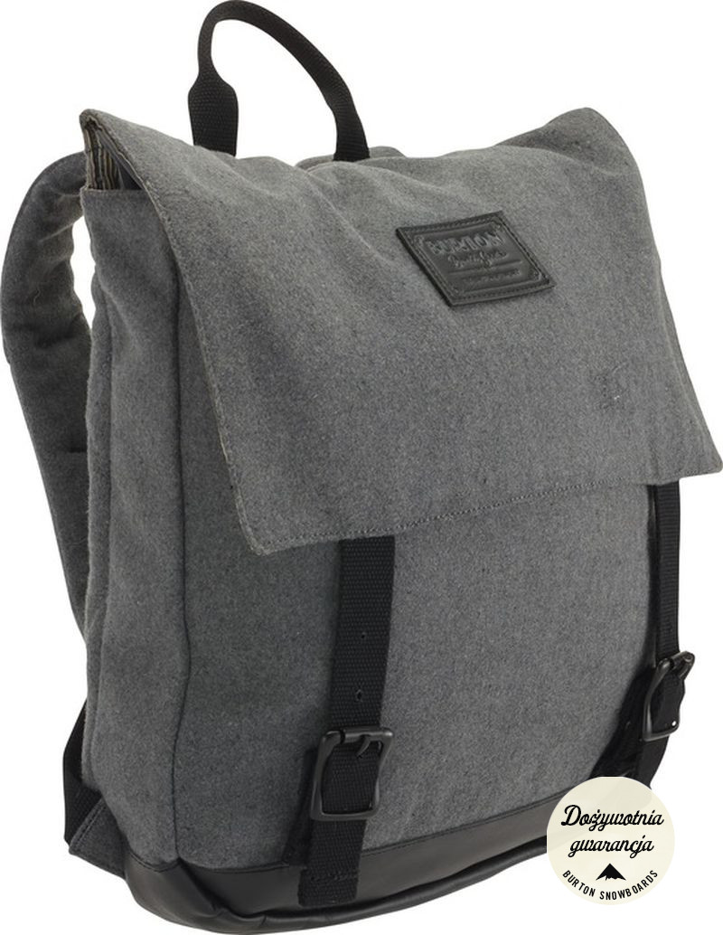 Plecak Burton Taylor Pack (Gray Wool Heather)