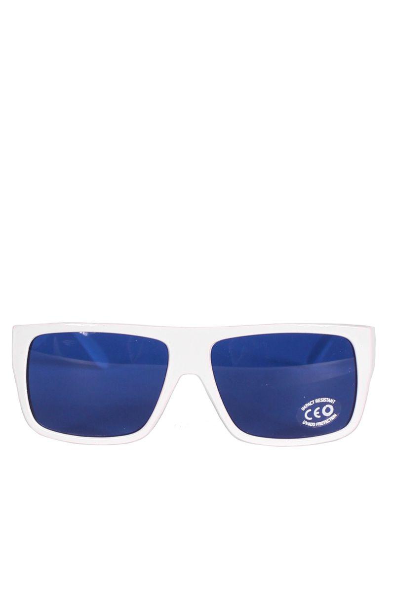 Okulary Przeciwsłoneczne Mass Icon (White)