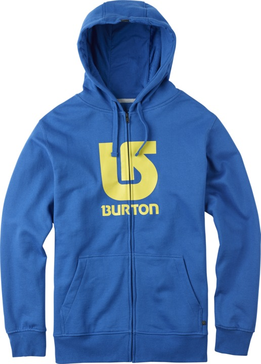 Bluza Burton Logo Vertical Full-zip (Brooke)